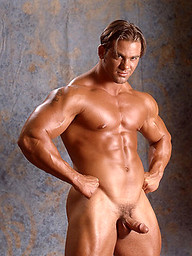 Bodybuilder Tim Rawlins naked