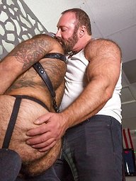 Brad Kalvo and Atlas Grant - Eager